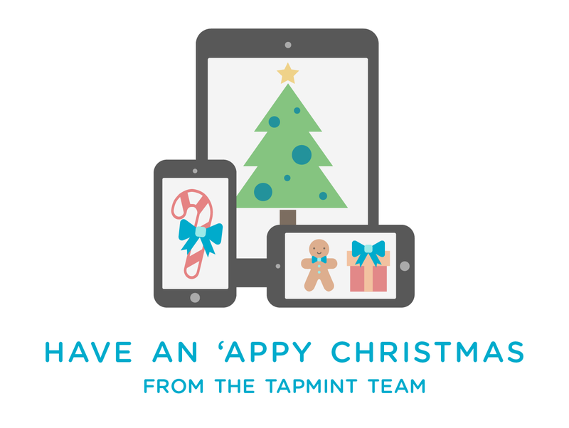 have an 'appy christmas